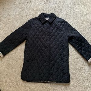 Burberry Diamond Quilt Jacket size Small